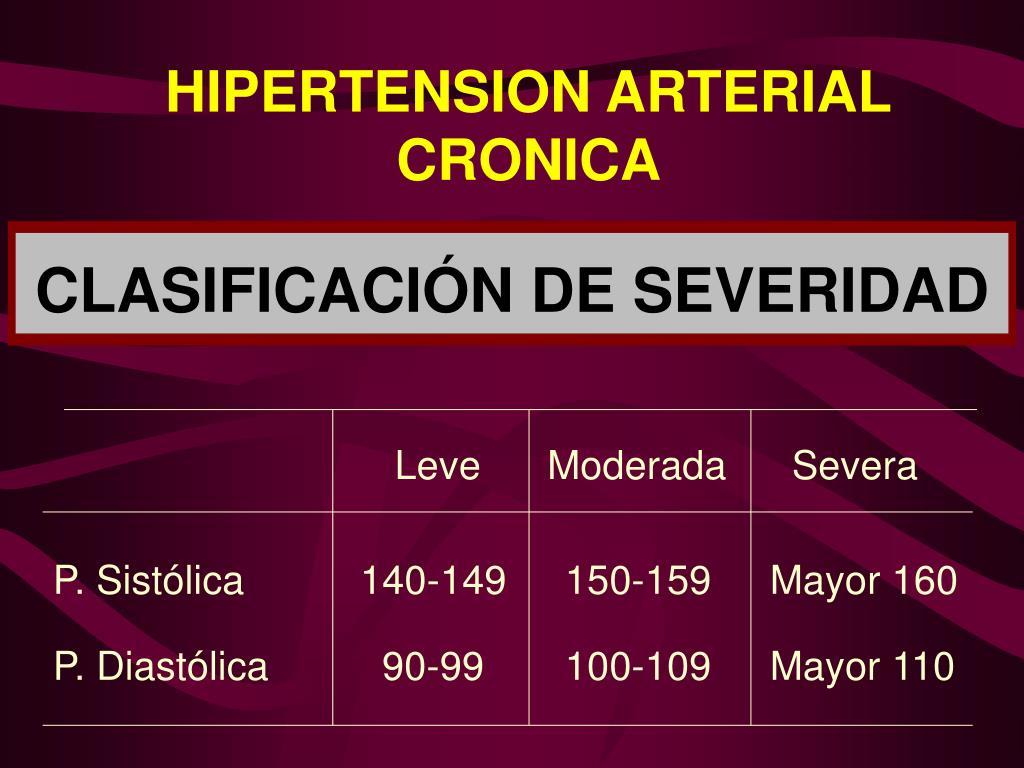 PPT - Hipertensión Arterial Crónica y Embarazo PowerPoint..