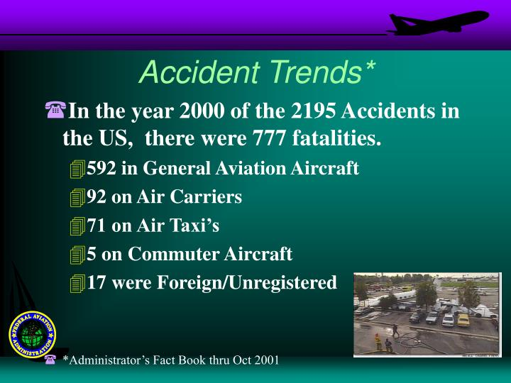 Accident Trends*