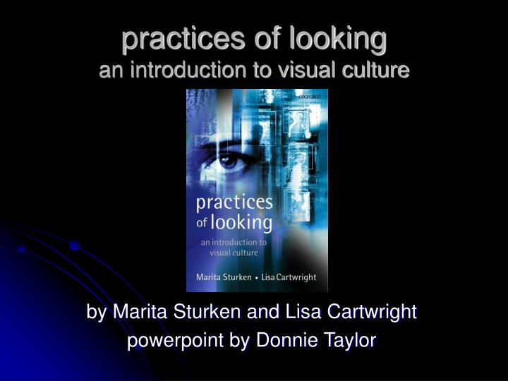 practices of looking an introduction to visual culture n.