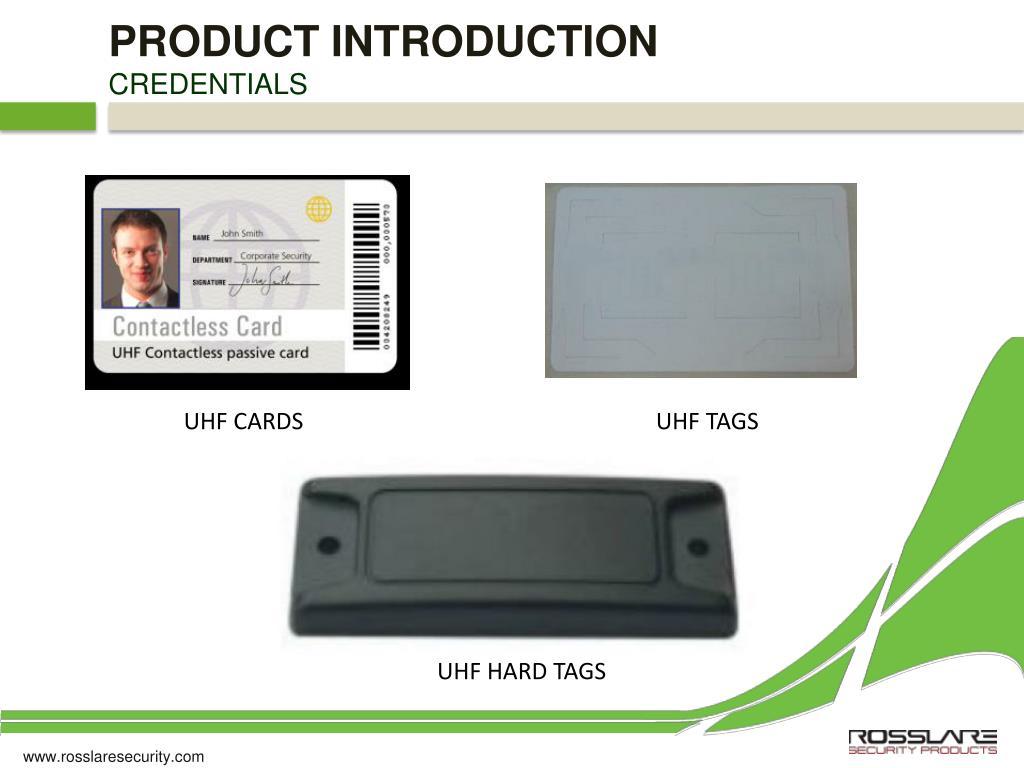 PPT - USER IDENTIFICATION SYSTEM PowerPoint Presentation