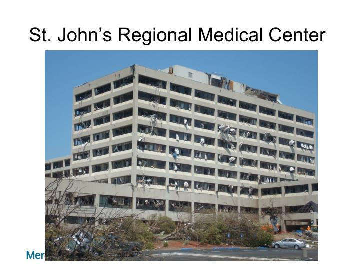 St john clinic medical center / Atlantic city winter