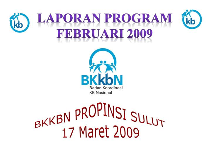 Laporan Program