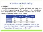 conditional probability1
