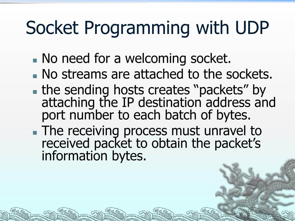 PPT - Java Socket programming PowerPoint Presentation - ID