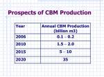 prospects of cbm production2