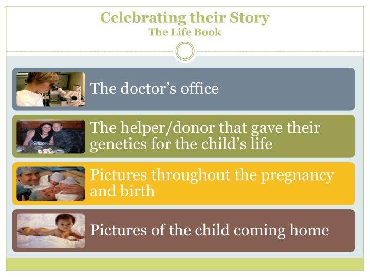 Celebrating their Story