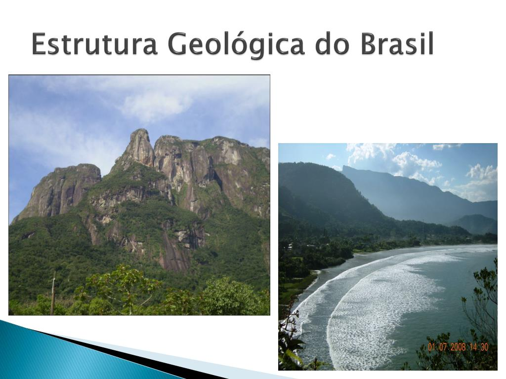 Ppt Estrutura Geológica Do Brasil Powerpoint Presentation