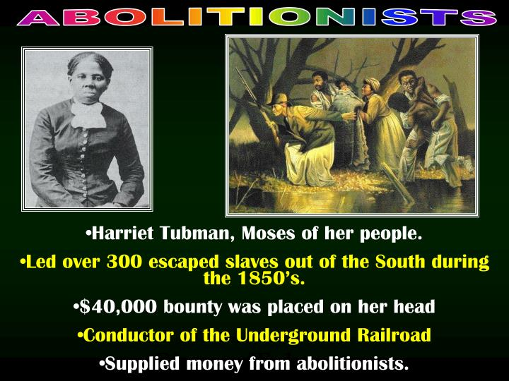 Picture/Tubman