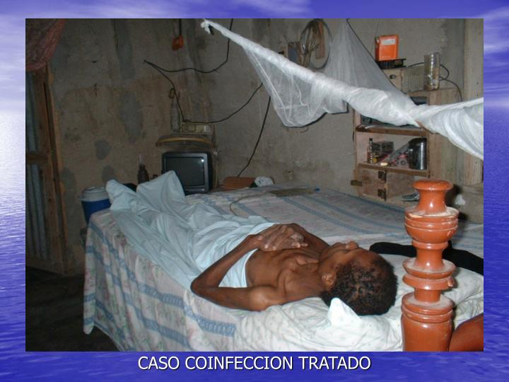 CASO COINFECCION TRATADO