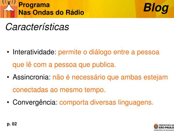 Programa