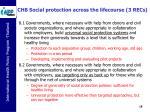 ch8 social protection across the lifecourse 3 recs