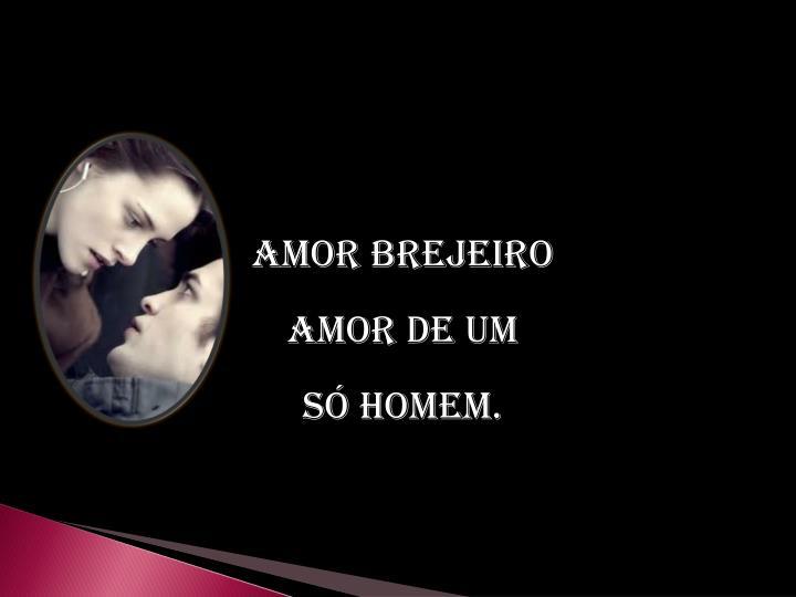 AMOR BREJEIRO