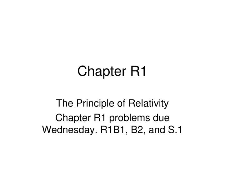 chapter r1 n.