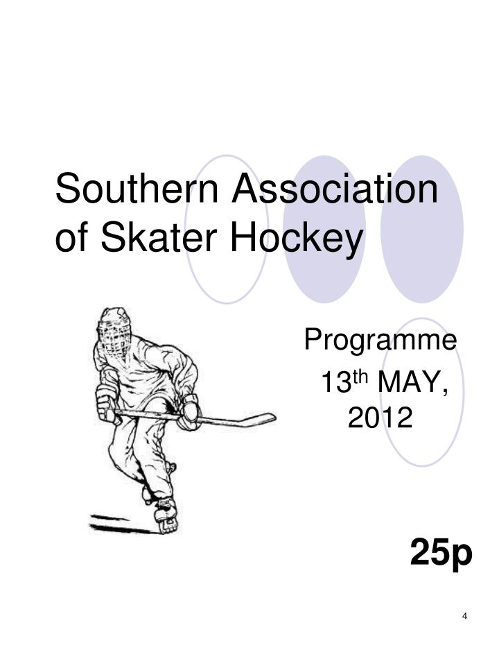 southern association of skater hockey n.