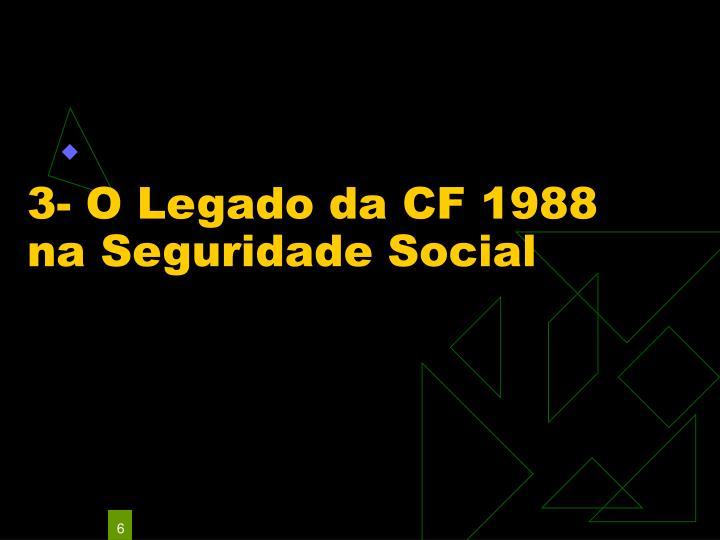 3- O Legado da CF 1988