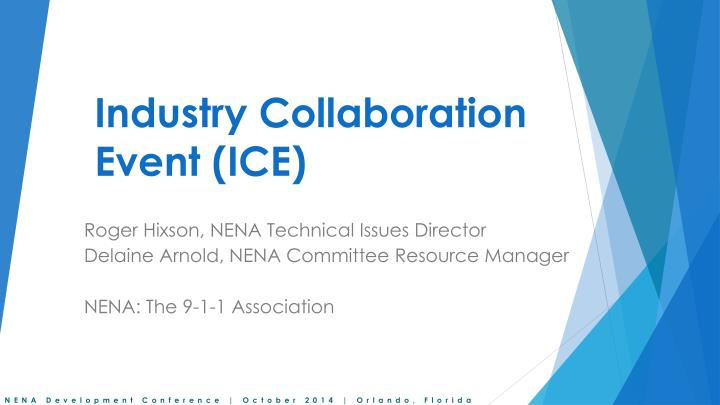 industry collaboration event ice n.