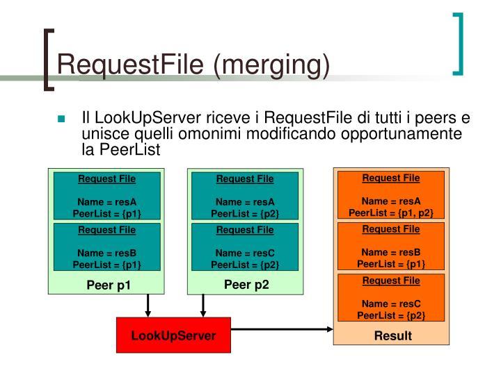 RequestFile (merging)