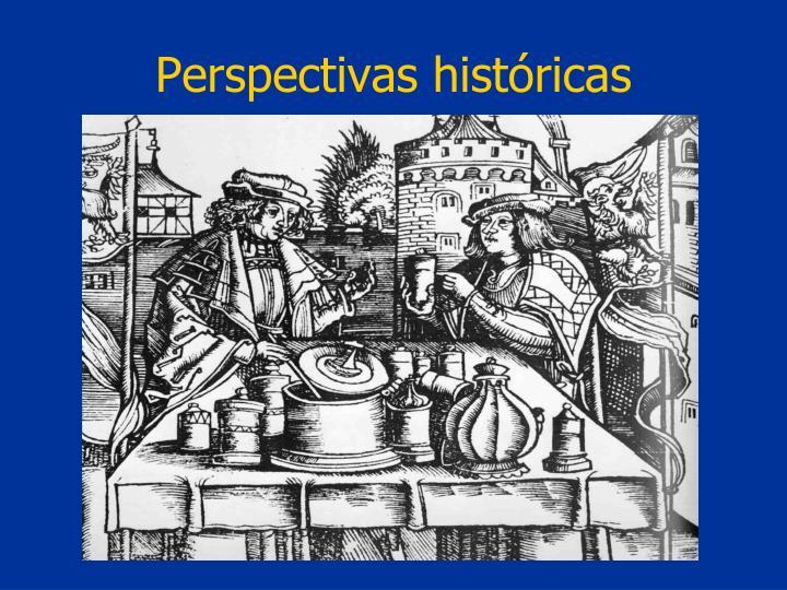 Perspectivas históricas