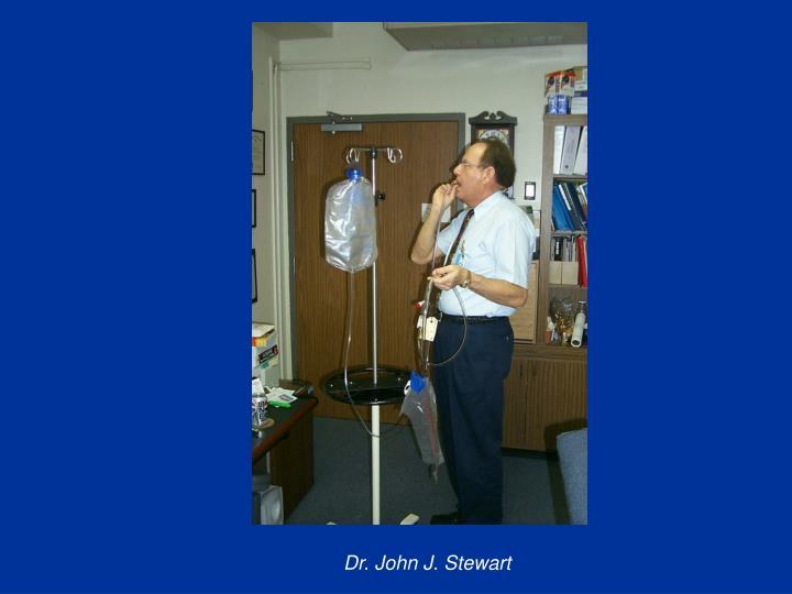 Dr. John J. Stewart