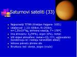 saturnovi sateliti 33