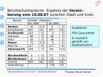 berufsschulstandorte ergebnis der verein barung vom 16 08 07 zwischen stadt und kreis1