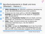 berufsschulstandorte in stadt und kreis offenbach historie 2
