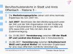 berufsschulstandorte in stadt und kreis offenbach historie 5