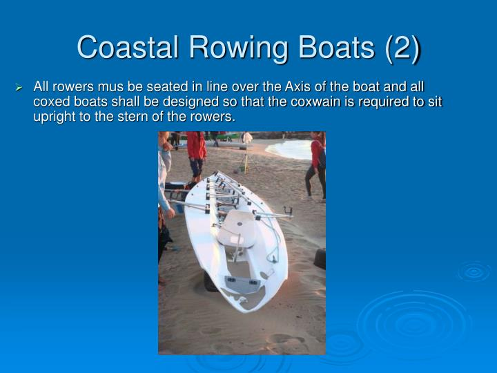 Coastal Rowing Boats (2)