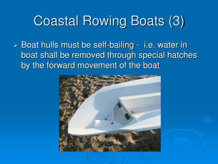 Coastal Rowing Boats (3)