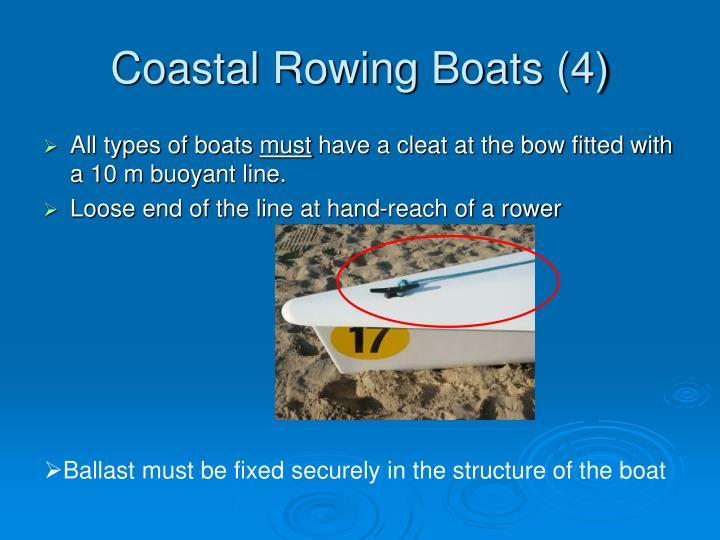 Coastal Rowing Boats (4)