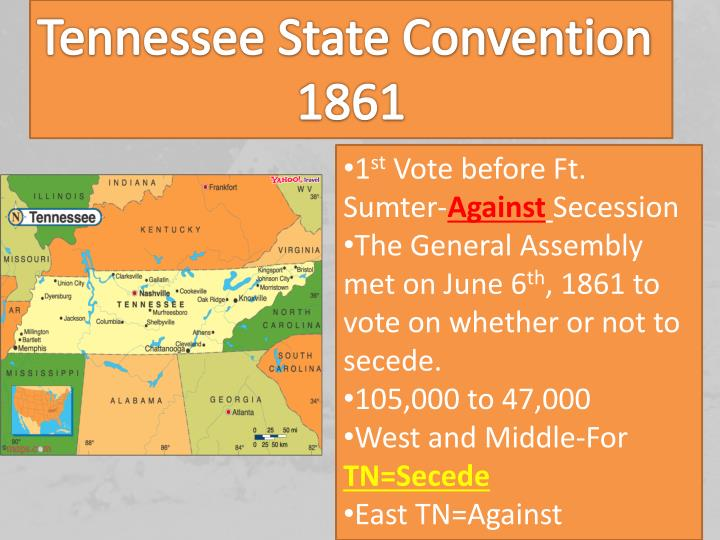 Tennessee State Convention