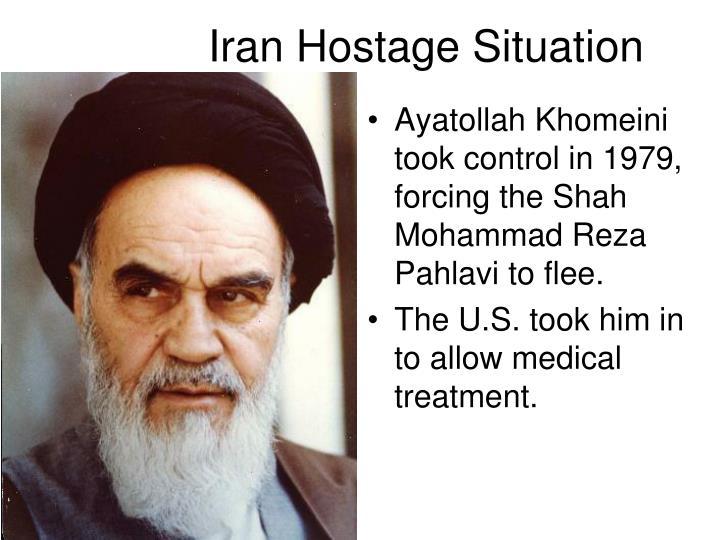 Iran Hostage Situation