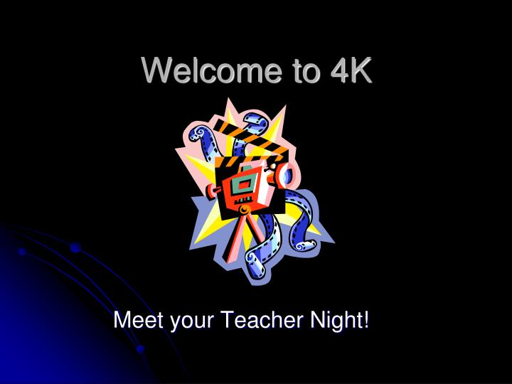 welcome to 4k n.
