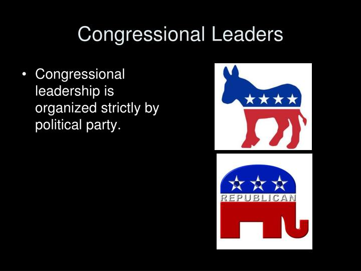 congressional leaders n.