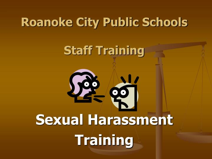 roanoke city public schools staff training n.