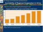 inevitability of regional cooperation in africa1