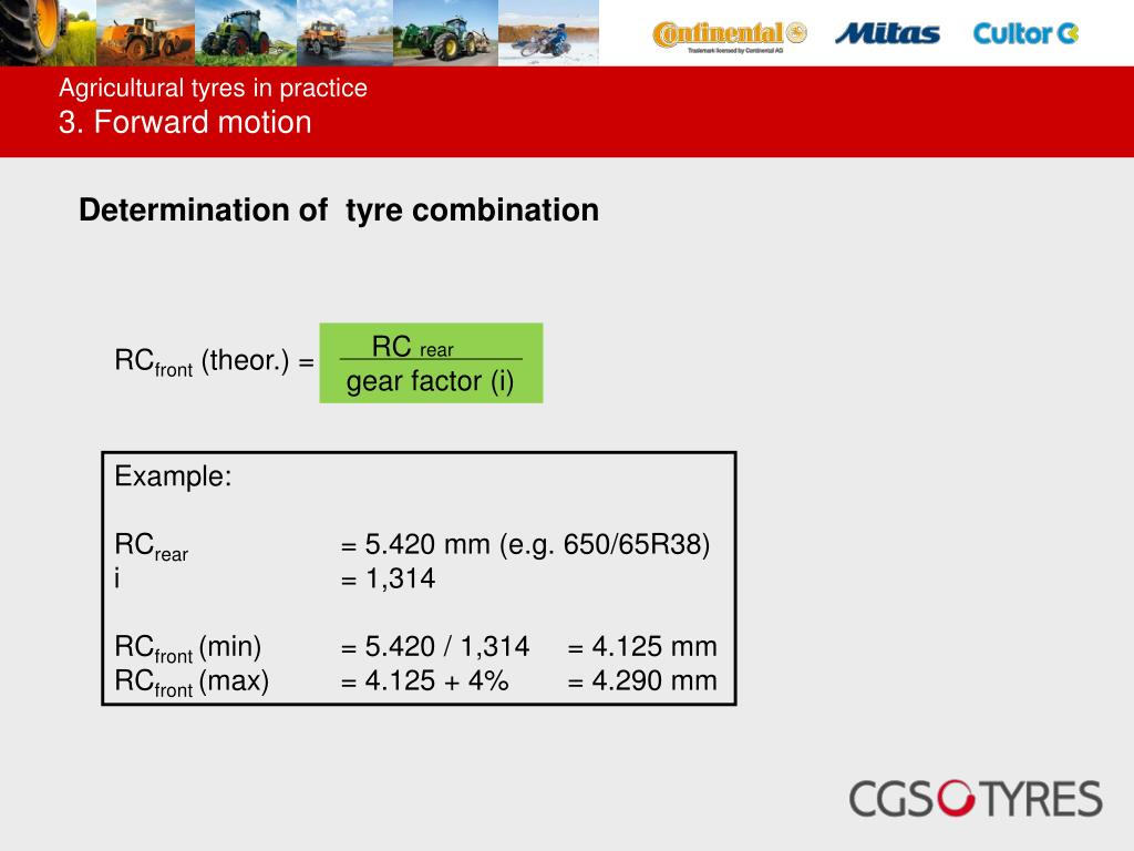 PPT - Agricultural tyres in practice PowerPoint Presentation
