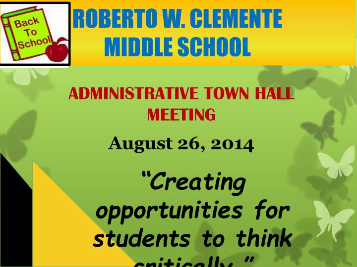 administrative town hall meeting august 26 2014 n.