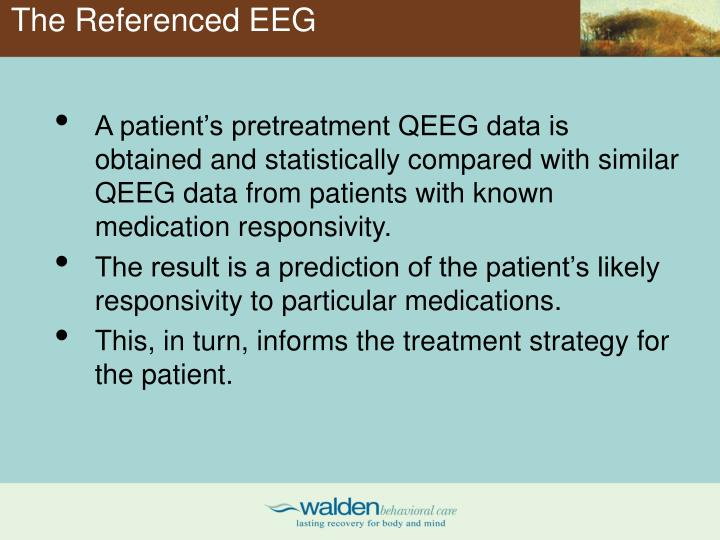 The Referenced EEG