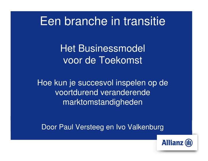 door paul versteeg en ivo valkenburg n.