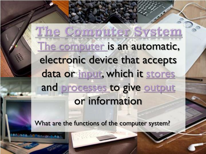 the computer system n.