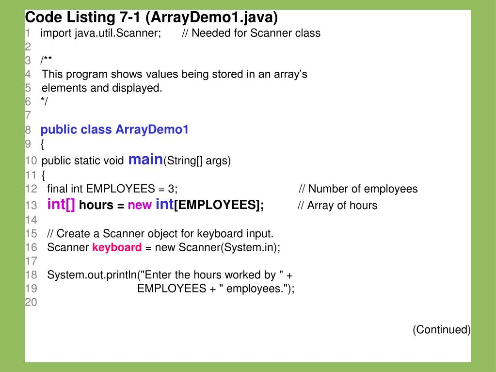 PPT - Starting Out with Java: From Control Structures through