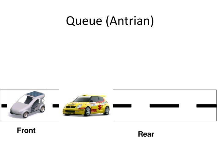 Queue (Antrian)