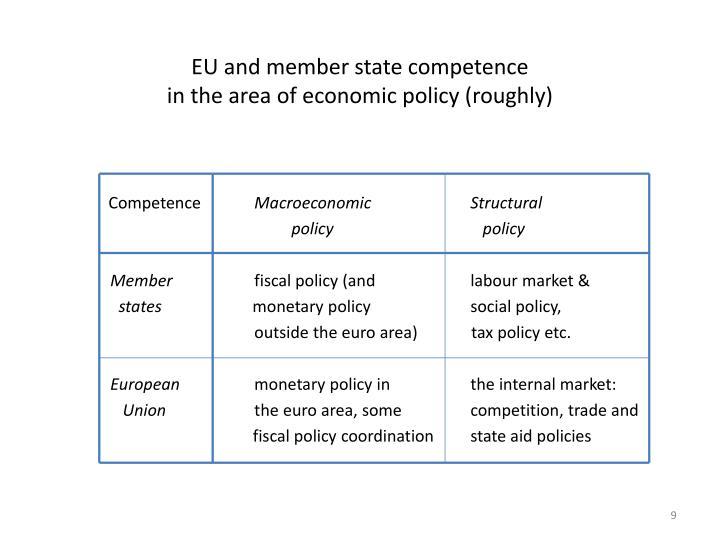 EU and