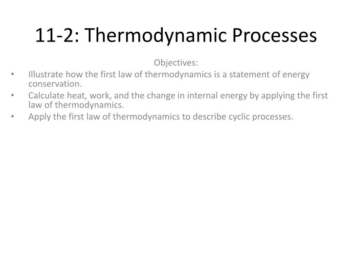 11 2 thermodynamic processes n.