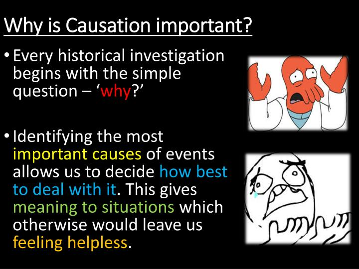 history causation Causation definition, the action of causing or producing see more.
