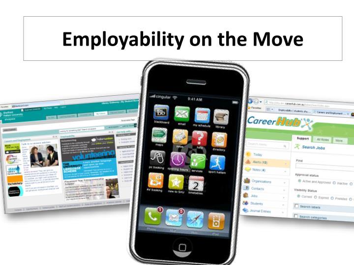 Employability on the Move