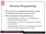 dynamic programming18