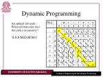 dynamic programming20