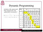 dynamic programming26
